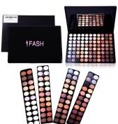NEW 2011 FASH Eyeshadow Kit, 88 Colour Palette- Warm