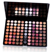 Shany Natural Fusion 88-Colour Nude Eyeshadow Palette