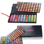 180 Colour Eyeshadow - Matte and Shimmer