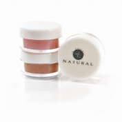 IQ Natural Loose Minerals Eyeshadow (Champane Collection) Trio Set