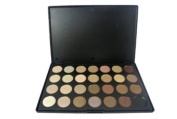 New 28 Colour Smokey Earth Eye Shadow Makeup Cosmetic Palette