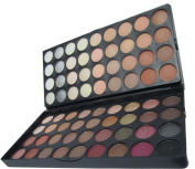 ML Collection NEW!!! 72 Colour Neutral Nude Warm Eye Shadow Palette, more variety of colours.