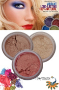 ITAY Beauty Mineral Shimmer Eye Shadow Kit Baby doll