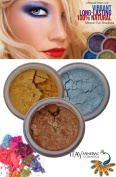 ITAY Beauty Mineral Shimmer Eye Shadow Kit Mirage