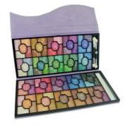 New 100 Colour Shimmery Starlight Smoky Eye Shadow Makeup Cosmetic Velvet Palette