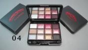Mac 12 colour eyeshadow powder 04