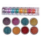 "Itay Mineral Cosmetics ""Caribbean Samba"" Collection 8x Eye Shimmer"