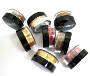 ITAY Beauty Mineral Foundation Colour MF-9 Taramisu + Travel 9 Brush Set
