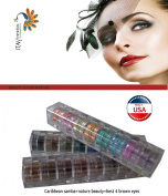 Itay Mineral Eye Shimmer 3x 8 Stack Set (1.75gr Per Colour)