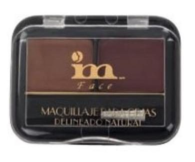 Makeup Eyebrow nz  IM makeup En Para natural / Delineador Polvo Cejas all by Shop Natural