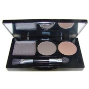 2nd Love Eyebrow Compact Kit with Mirror 01 Light
