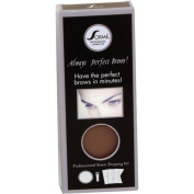 Sorme Cosmetics Always Perfect Brows, Medium Brown, 5ml