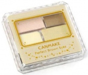 IDA Laboratories CANMAKE | Powder Eyebrow | Perfect Brown Eyes 04