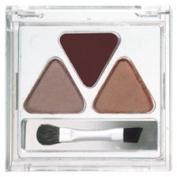 Eye Brow Shaper Kit - Pressed Powder & Tinted Wax + Takelon Brush - Medium