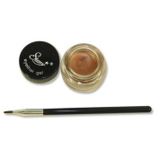 Starry Long Lasting Waterproof Eyeliner Gel with Brush Copper 2011 New Colour