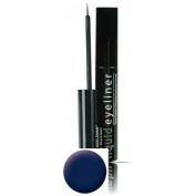 LA. Colours Smudge Proof Liquid Eyeliner Navy Blue 5ml Bottle