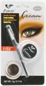 Amuse Cream Eyeliner - Silver Grey
