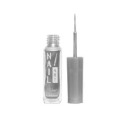 Nubar Nail Art Striper - Silver Frost