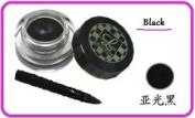 Love Alpha Water Proof Black Colour Thick Eyeliner Gel