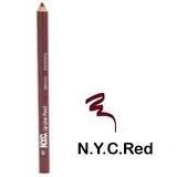 NYC Lip Liner Pencil, 957 Red
