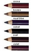 Eyeliner Pencil-Violet - 1 - Pencil