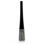 Iman Cosmetics Luxury Liquid Eyeliner, Platinum