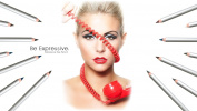 Rain Cosmetics Expressive Eye Pencil, Black, 0ml