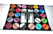 48 Splashing Paint Design Colour Eyeshadow Makeup Kit Palette