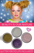 "ITAY Mineral Cosmetics Glitter Eye Shimmer Set ""Little Piece of Heaven"" - GES01"