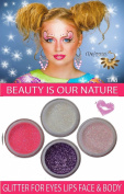 "ITAY Mineral Cosmetics Glitter Eye Shimmer Set ""Princess"" - GES02"