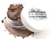 L.A. Minerals Brown Shimmer Eye Shadow - Seduction