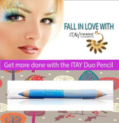 "ITAY Mineral Cosmetics Eye Liner Duo Pencil ""Rolling Wave"" - DP06"