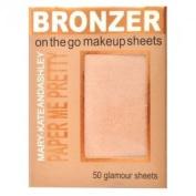 Mary-Kate & Ashley Paper Me Pretty Blush Makeup Sheets - Radiance #808
