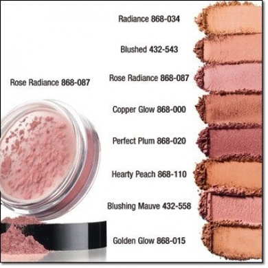 Avon Smooth Minerals Blush