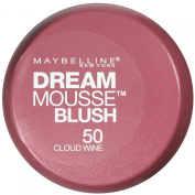 Maybelline Dream Mousse Blush, Cloud Wine N°50 - 5ml