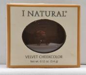 I Natural Velvet Cheek Colour - Chestnut