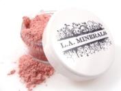 L.A. Minerals Cheerleader Matte Pink Mineral Makeup Blush