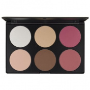 Blush Professional 6 Colour Contour / Blush Palette