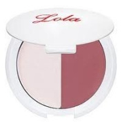 Lola Double Play Creme Highlighter And Blush In SUNSET, NEW