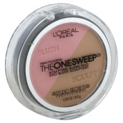 Studio Secrets The One Sweep Sculpting Blush, Poppy, Pink, 10ml