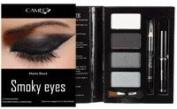 Cameo Smoky Eyes Kit Matte Black