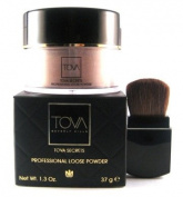 Tova Beverly Hills Secrets Professional Loose Powder Peach Glow 40ml/37g