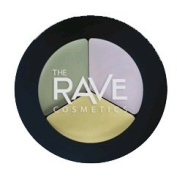 The Rave Cosmetics Concealer Tri-Pot
