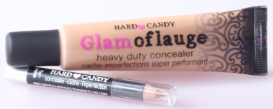 Hard Candy Glamoflauge HEAVY DUTY CONCEALER with pencil (TAN ...