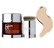 It Cosmetics Bye Bye Redness Anti-Ageing Concealing Cream w/ Brush & Stand - in Sealed Bag