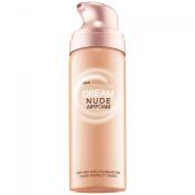 Maybelline New York Dream Nude Airfoam Foundation, Natural Beige, 45ml