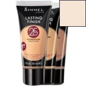 Lasting Finish 25h Foundation by Rimmel London Natural Ivory 111