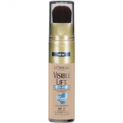 L'Oreal Visible Lift Smooth Makeup, Absolute Sun Beige, 0.85 Fluid Ounce
