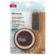 Maybelline New York Mineral Power Powder Foundation, Natural Ivory, 10ml