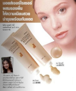 Mistine Natural Beauty Moisturiser Foundation Concealer Spf 20-for White Skin.
